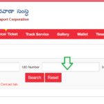 APSRTC Ticket Cancellation