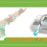 Govt Jobs in AP